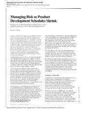 Managing_risk_as_schedules_shrink