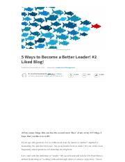 MBA26_Ways to Become a Better Leader