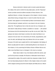 Essay on Nausicaa Episode 2