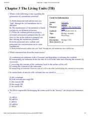 Flashcards - Chapter 3 The Living Units (TB).pdf