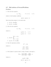Differential Equations Lecture Work Solutions 47