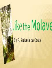 Like the Molave (joan)
