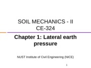 01-Lateral Earth Pressure