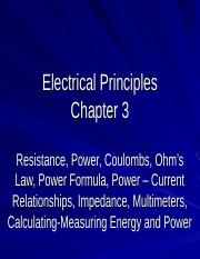 EL Electrical Principles_Wk2A