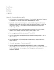 chapter 12 discussionquestions