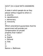 GOVT CH 4 QUIZ WITH ANSWERS.docx