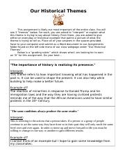 Our Historical Themes1.docx