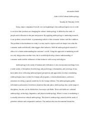 Anthropology Paper.docx