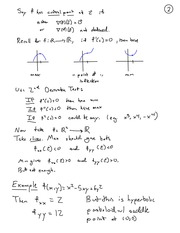 MATH 340 Velocity Vector Fields Notes