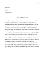 ECO2013 Ice Cream Essay Response .docx