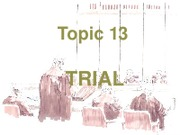 13 Trial - dropped