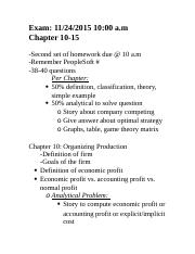 ECON EXAM 2 REVIEW GUIDE.docx