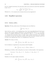 Fund Quantum Mechanics Lect & HW Solutions 68
