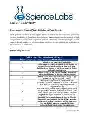 water quality and contamination week3 assignmentuwall Groundwater quality  the most common water-quality problem in rural water supplies is bacterial contamination from septic tanks, which are often used in rural .