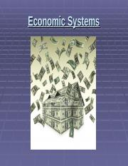 Economic Systems.ppt