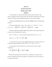 Stat_4714_Probability and Statistics for Electrical Engineering-Exam2_Solution