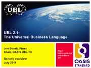 generic-ubl-overview