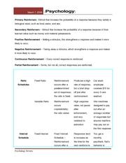 psychology 101 exam 1 pdf