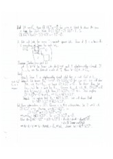 MATH 220 Lecture 7 Notes