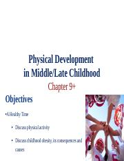 Ch 9 Physical Development in Middle-Late Childhood.ppt