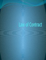 Lecture 4- Contract Law.pptx