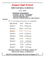 1st Day Bell Sched Fall 15.2