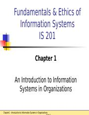 1 Introduction to IS in organizations.ppt