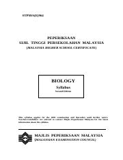 Biology II, Small study Guide, book
