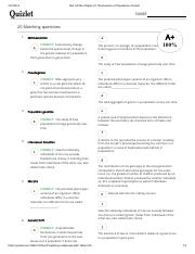Test_ AP Bio Chapter 23 The Evolution of Populations _ Quizlet
