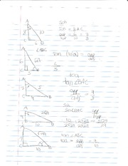 Honors Geometry Chapter 6 Notes