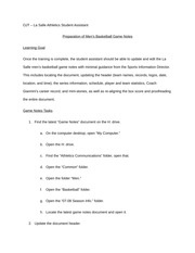 On job training paper 2 part 1