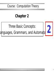 Ch02  Three Basic Concepts.PPT