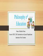 Philosophy of Education.pptx