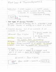 PHYSICS..Thermo 1st law