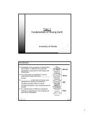 Topic 2 - Fundamentals of moving earth_handouts