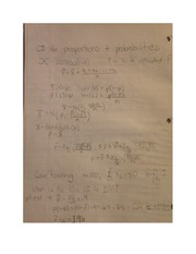 CI for Probabilities and Proportions Notes Math 352
