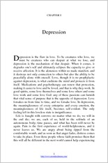 Solomon, Andrew - Noonday Demon, An Atlas of Depression, Chapter 1 (Scribner, 2001)