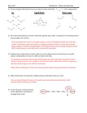 Activity 2 - Water and Solutions -KEY.pdf
