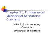 MBA612 Chapter 11 Online(1).ppt