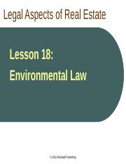 CA Law Lesson 18 PPT.ppt