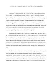 nemo dat quod non habet essay
