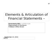 07_Finanical_Statements_I