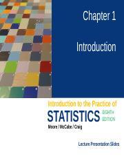 STAT 1561 : Statistics for Professionals 1 - ONU - Course Hero