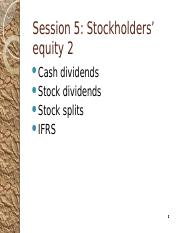 E - Session 5- Stockholders' equity 2 updated (1).pptx