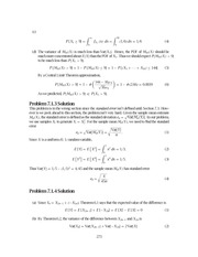 Problem Solutions,2nd Edition (STAT) 273