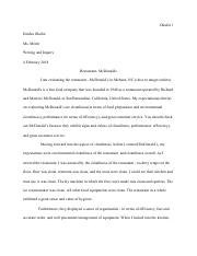 Evaluation Essay(Complete Assignment) -  By Emeka Okafor.pdf