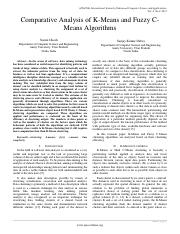 Paper_6-Comparative_Analysis_of_K-Means_and_Fuzzy_C_Means_Algorithms