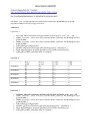 Natural Selection LAB REPORT template.docx