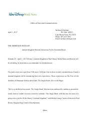 lab 10 Disney Press Release.pdf