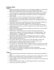 PSYCH243 Final Study Guide